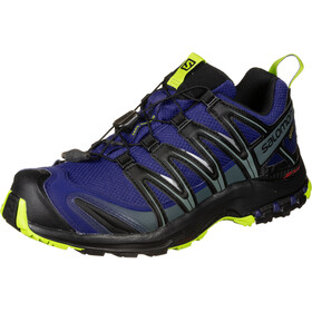 Salomon XA Pro 3D GTX Trailrunning Shoes Men mazarine blue/black/lime green